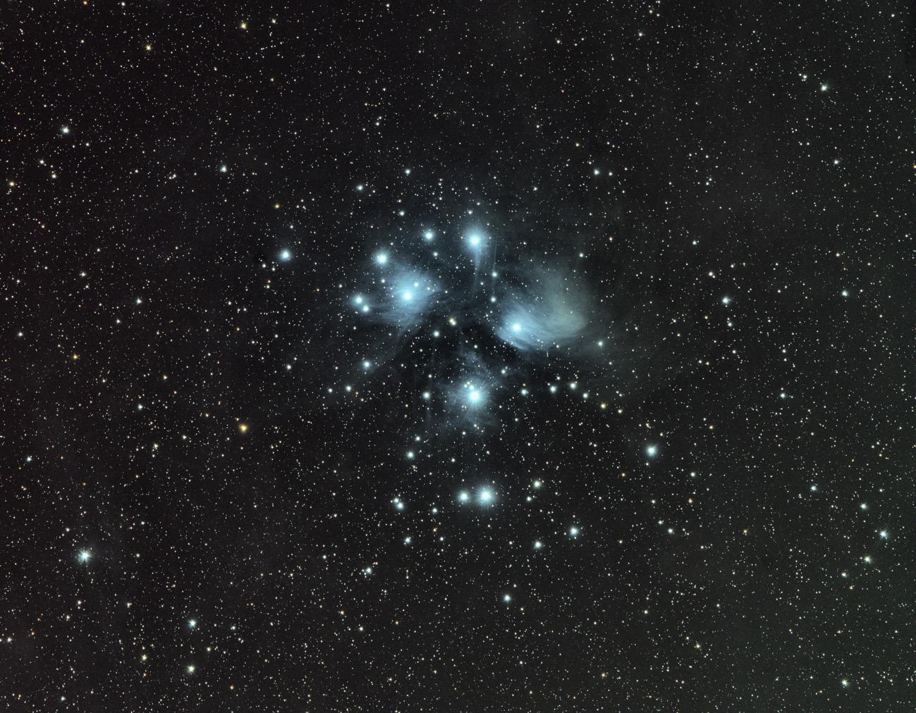 20181202 Pleiades