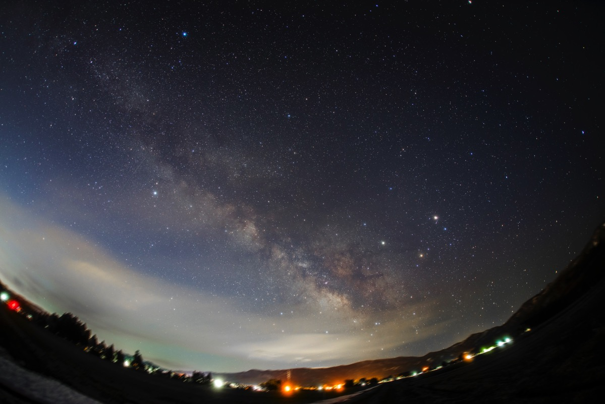 Milky way20160317 2