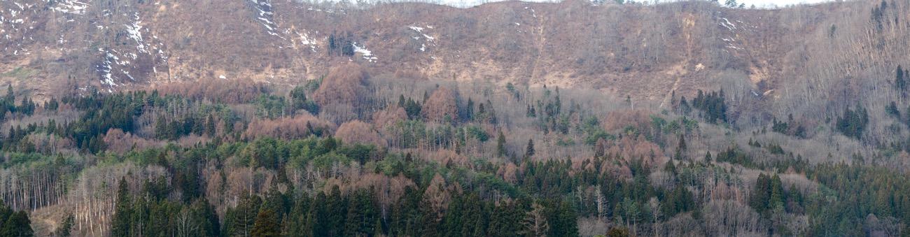 Naderayama panorama
